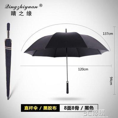 ZIHOPE 雨傘長柄男女長傘直柄雨傘定制印LOGO字廣告傘定做禮品雨傘ZI812