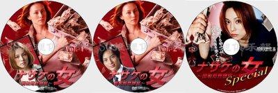 2010調查劇DVD:仁慈之女 國稅局査察官/國稅檢查官+特別篇 3碟DVD