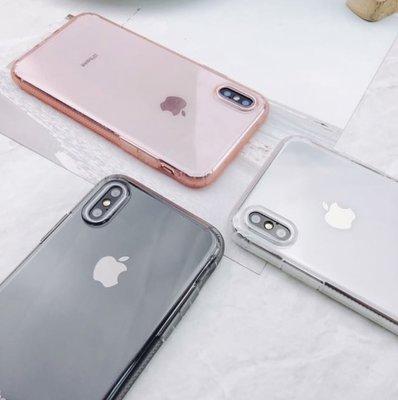 拓伊生活ToySelect  iPhone 7/ 8 PLUS三防LEEU轉聲孔防摔手機殼(透黑)(全新現貨) 新北市