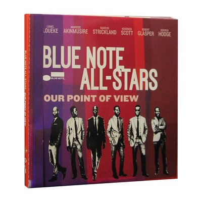 百惠雜貨店 正版  藍調之音 Blue Note All Stars Our Point Of View 2CD