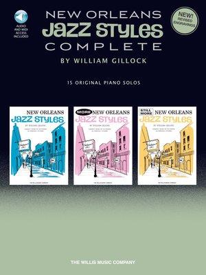 【599免運費】New Orleans Jazz Styles 新奧爾良爵士風格 / HL00416922