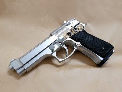 台南 武星級 HFC 貝瑞塔 M92 空氣槍 高比重仿真版 S (BB槍BB彈玩具槍短槍手槍 M92FS M9 92