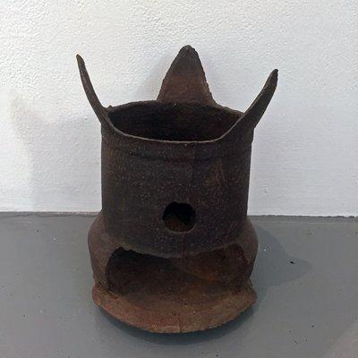 【一(藝)窩】十六~十七世紀 鐵爐~鐵~