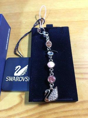 SWAROVSKI手機吊飾(浪漫粉色系)-珍藏版