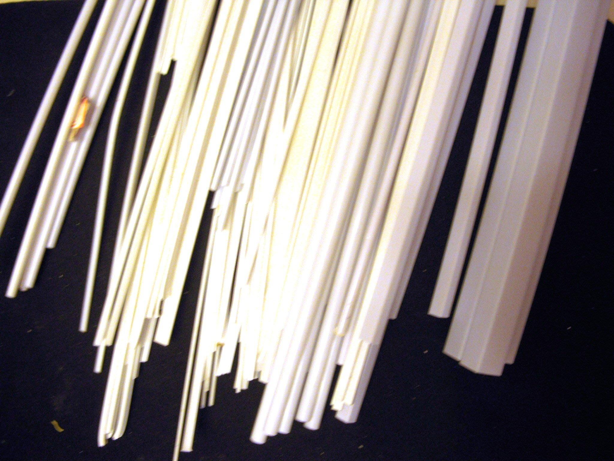 ╭☆不搭嘎樂園☆╯模型↗ABS改造棒材/管材/工字棒↖