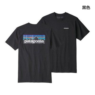 【Shopa】現貨 Patagonia P-6 Responsibili-Tee 前後 Logo 短袖 T恤 5色