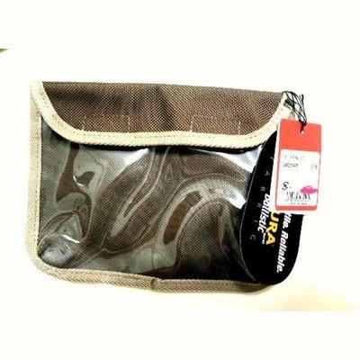 95折-全新Delfonics 隨身手機置物揹袋(全套日本製)卡其