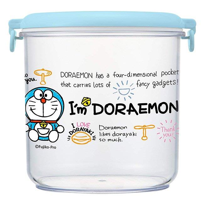 密封罐 日本 迪士尼 哆啦A夢 竹蜻蜓 任意門 保存 收納 800ml 正版日本進口授權