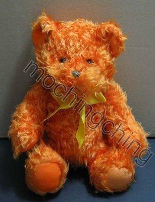 Nokia 紀念品 泰迪熊仔 (橙色) (諾基亞 玩具 Orange Teddy Bear Ted toy)