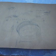 藍色小館10-A--------素描畫