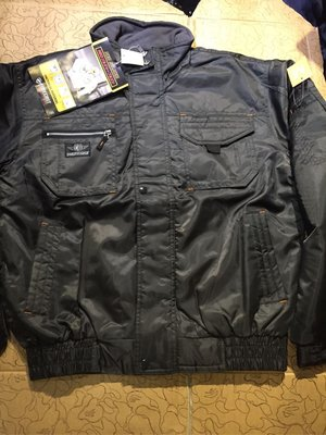 [變身館日本服飾]~FORECAST~夾克~外套~MA-1~防風~鋪棉~保暖~日本購入~全新現品~出清價