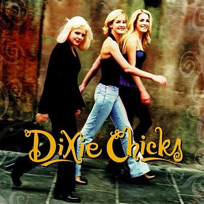 《絕版專賣》Dixie Chicks 狄克西女子合唱團 / Wide Open Spaces 廣大無邊 (美版)