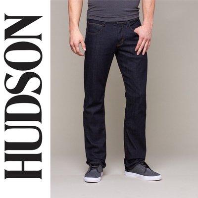 【美國LEVI S專賣】USA製高價潮牌 HUDSON HARPER 深藍原色 舒適百搭 直筒褲 牛仔褲 31腰現貨賠售