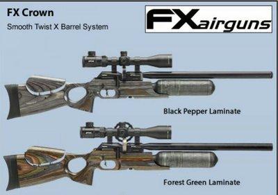 太平 特務J FX THE CROWN 皇冠 5.5mm(.22cal) 全膛線管 獨賣特價中