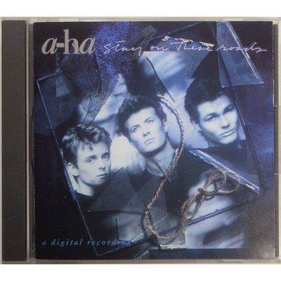 a-ha  Stay on These Roads  日版CD