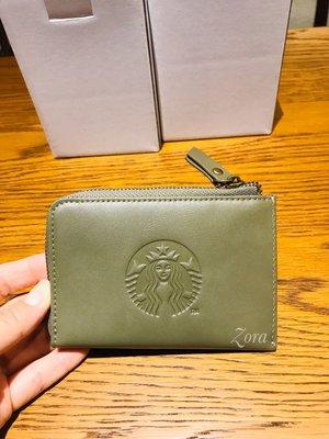 星巴克 復古綠女神證件錢包 零錢包 Starbucks 2020/05/20上市