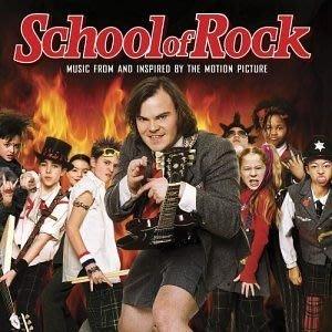 School of Rock 搖滾教室電影原聲帶 (The Who, T. Rex, Stevie Nicks)