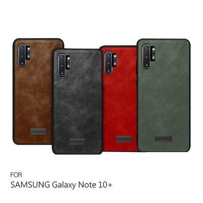 【愛瘋潮】SULADA SAMSUNG Galaxy Note 10+ 皮紋保護套 手機殼 保護殼