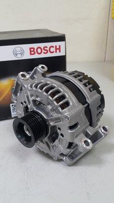 BENZ W211 M273 06-08 180A 發電機 (BOSCH整顆進口原裝貨) 0121715114