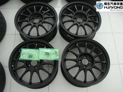 類SSR TYPE-F鋁圈 輪胎18吋4孔100、4孔114.3、5孔100、5孔114.3 近期到貨HRE、BBS、OZ、ENKEI、WORK 台北市