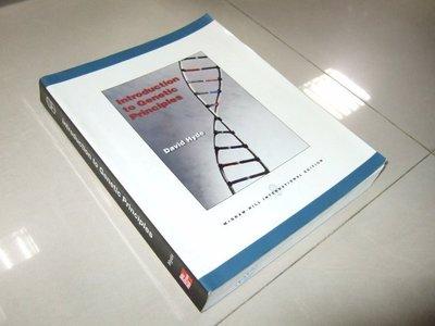 古集h ~Introduction to Genetic Principles David Hyde 978007110