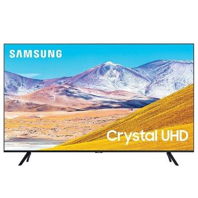 SAMSUNG 三星《UA65TU8000WXZW》 65吋 4K Crystal UHD 連網液晶電視