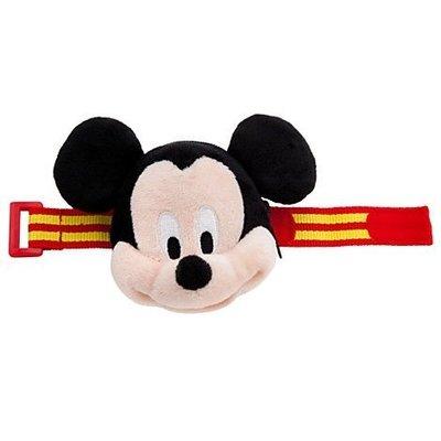 【美國大街】正品.美國迪士尼米奇手腕錢包 米奇錢包 米奇絨毛娃娃 Mickey Mouse Bracelet Purse