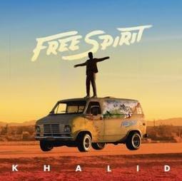 Khalid 凱利德 Free Spirit (Vinyl) 自由靈魂 (2LP黑膠唱片) 進口全新