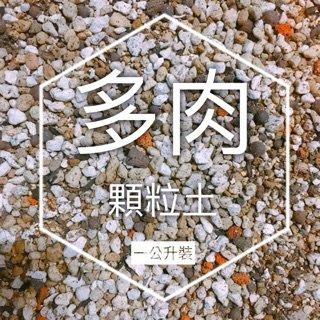 【小鮮肉肉】多肉植物專用顆粒土/介質(1L裝)