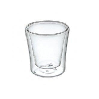 省錢工坊-耐熱玻璃雙層杯90cc 品茶杯 威士忌杯 花茶杯 濃縮咖啡杯 酒杯 耐熱玻璃杯