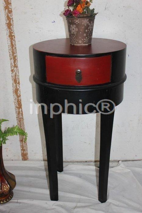 INPHIC-歐式風格家居飾品 仿舊木質櫃子 花架