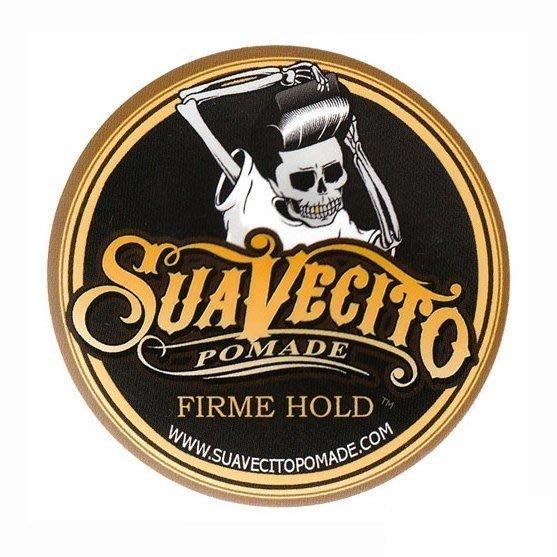 [正品現貨] Suavecito Firme Hold Pomade 強力款水洗式髮油 古龍水香味 另售K髮泥 油頭造型