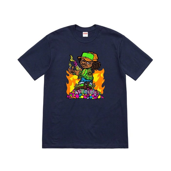 【美國鞋校】預購 SUPREME SS19 Molotov Kid Tee 短T 汽油彈小子