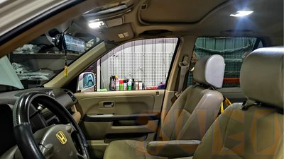 SUGO汽車精品 本田HONDA CRV 2/2.5代 專用室內LED燈