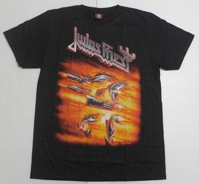 【Mr.17】猶太祭司 Judas Priest Firepower 進口搖滾樂團T恤 短袖T-SHIRT(H771)