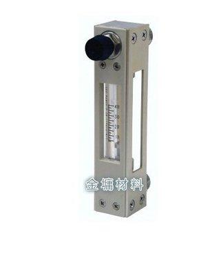 氣體流量計 面積式 浮子流量計 流量控制 flowmeter 特殊氣體 混和氣體 100LPM
