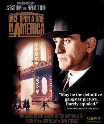 【藍光電影】BD50 美國往事 (1984) Once Upon a Time in America 四海兄弟 義薄雲天 71-040