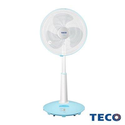 【全新含稅】TECO 東元 14吋遙控定時機械式風扇 XYFXA1413BR 電風扇 (非奇美 聲寶 國際牌)