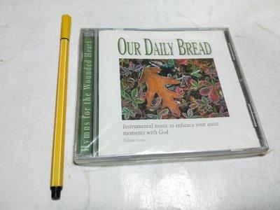昀嫣音樂(CD104) Our Daily Bread -Hymns for the Wounded 保存如圖 售出不退