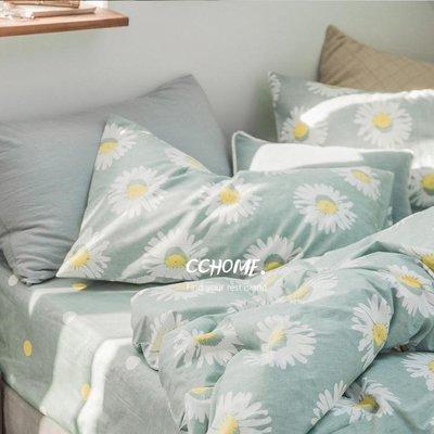 枕套枕頭套子一對裝成人學生單人枕用大號48x74棉質卡通簡約夏天