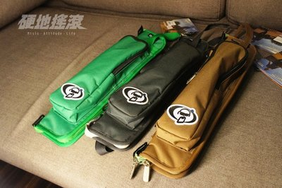 『 硬地搖滾 』全館免運免息!英國品牌 PROTECTION racket Stick Cases 6029 鼓棒袋 黑