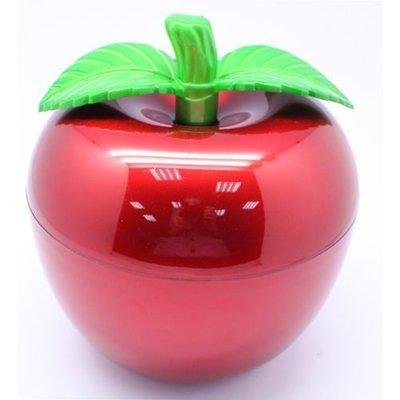 【金蘋果餅盒】3格內層 大蘋果 餅乾盒...