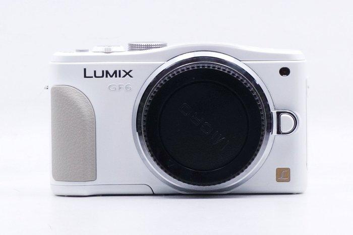 【台中青蘋果】Panasonic Lumix GF6 白 單機身 二手 單眼相機 日版 #19727