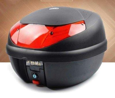 [酷樂精品]30L霧面機車尾箱-可放全罩附快拆~K-max 漢堡箱 後架,置物工具箱,GP 勁戰 BWS 小雲豹 AIR