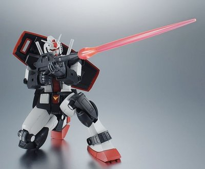bandai robot魂 anime rx78-1 prototype gundam msv