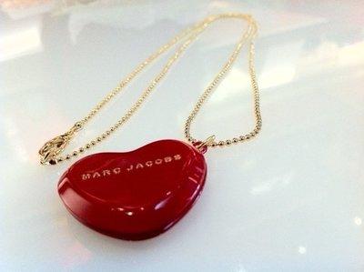 ☆青兒小公主☆MARC JACOBS Heart Mirror necklace 愛心兩面鏡 項鍊