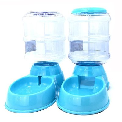 「歐拉亞」台灣出貨 寵物餵食器 寵物飲水器 簡易餵食器 狗碗 飼料盆 自動餵食器 自動給水器 貓碗 寵物碗