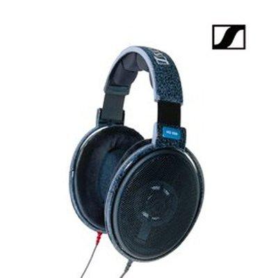 【曜德視聽】森海塞爾 Sennheiser HD 600 HiFi旗艦耳罩式耳機  免運