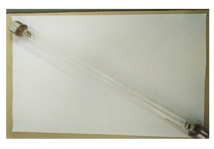 烘碗機用AC110V T8 10W紫外線燈管全長34.5公分