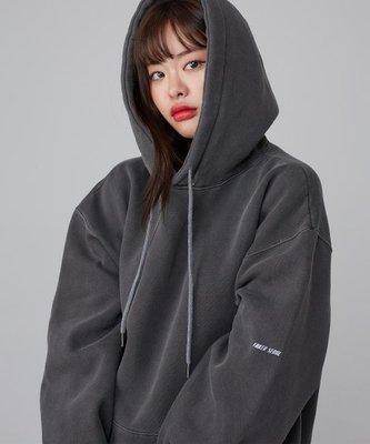 Doota.S 代購 韓國 FAKERSEOUL pigment signature hoodie 1911 長袖帽t